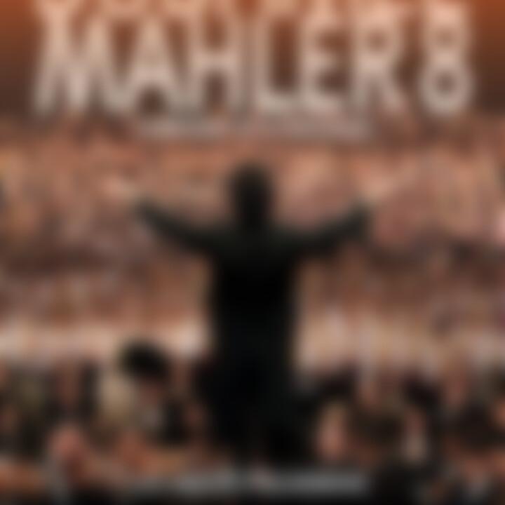 Mahler 8 : Dudamel,Gustavo/LAP/SBSOV