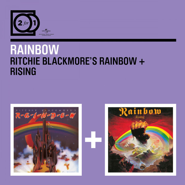 Ritchie Blackmore's Rainbow/Rising