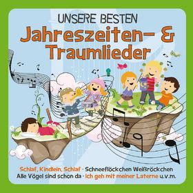 Familie Sonntag, Jahreszeiten- und Traumlieder, 00602527889832