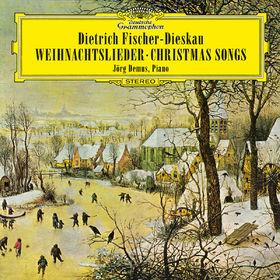 Dietrich Fischer-Dieskau, Dietrich Fischer-Dieskau: Weihnachtslieder, 00028947908272
