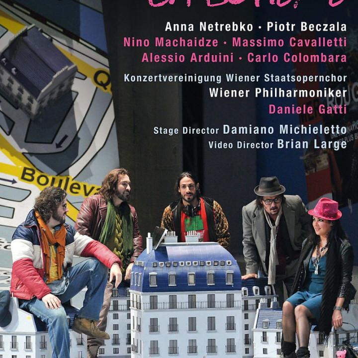 La Boheme: Netrebko/Beczala/Machaidze/Cavalletti/Gatti/WP/+