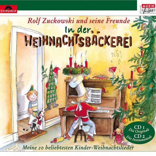 Weihnachtslieder Bäckerei.In Der Weihnachtsbäckerei Musik Für Dich Rolf Zuckowski