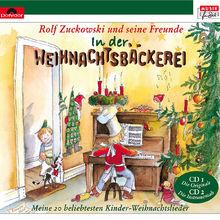 Rolf Zuckowski, In der Weihnachtsbäckerei, 00602537100491