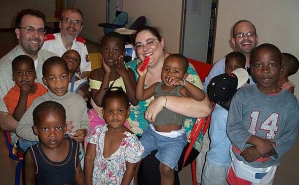 Die Priester, Informationen zum neuen Hilfsprojekt der Priester in Südafrika