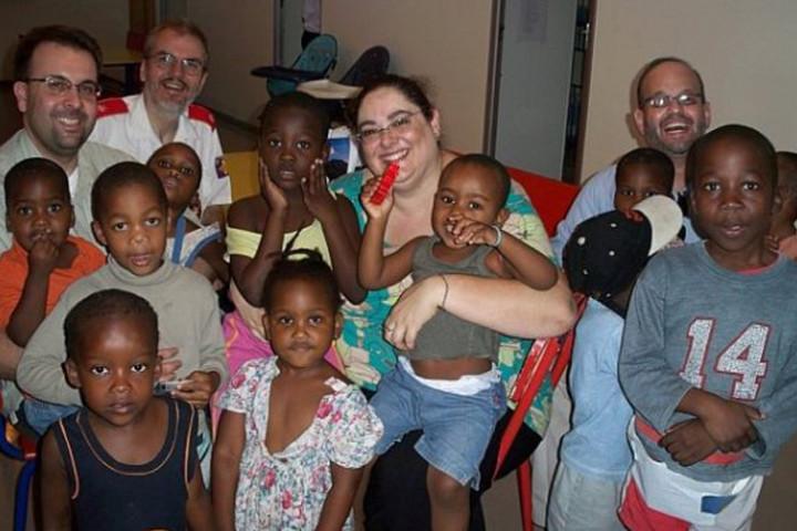 Die Priester Hilfsprojekt 2012