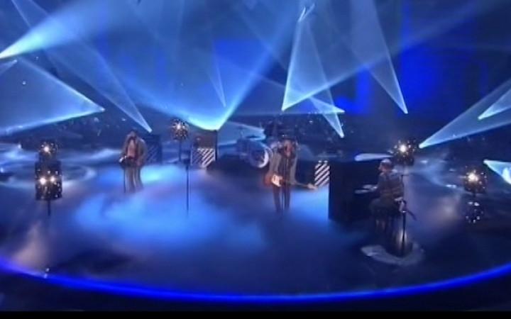 """""""Mich kann nur Liebe retten"""" live beim Bundesvision Song Contest 2012"""