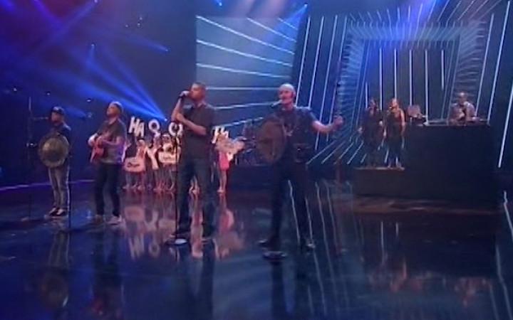 """""""Horst & Monika"""" live beim Bundesvision Song Contest 2012"""