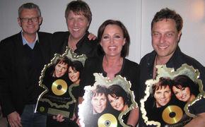 Ute Freudenberg & Christian Lais, Koch Universal Music verleiht Gold an Christian Lais und Ute Freudenberg