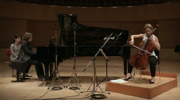 Schumann 2. Lebhaft, leicht - Drei Fantasiestücke op.73