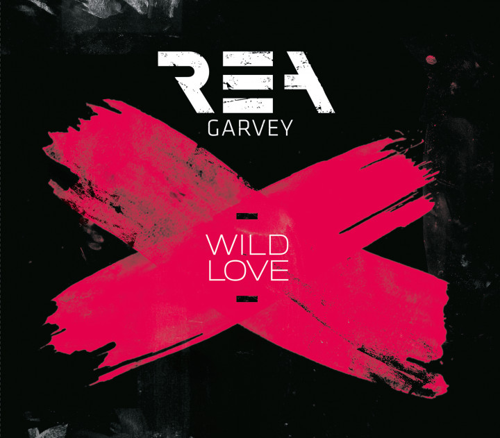 Rea Garvey Wild Love Cover final