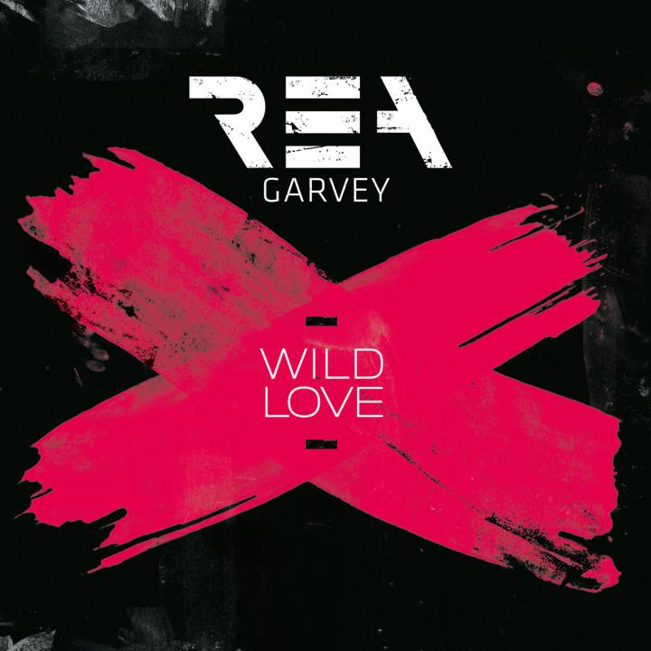 Rea Garvey Wild Love Cover final