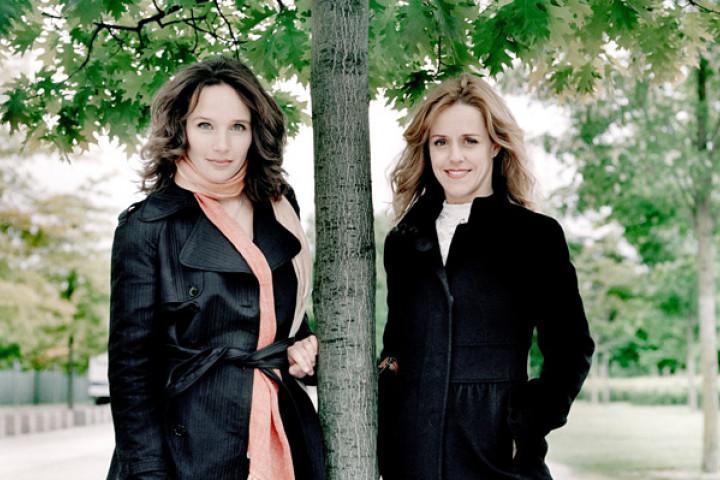 Hélène Grimaud und Sol Gabetta