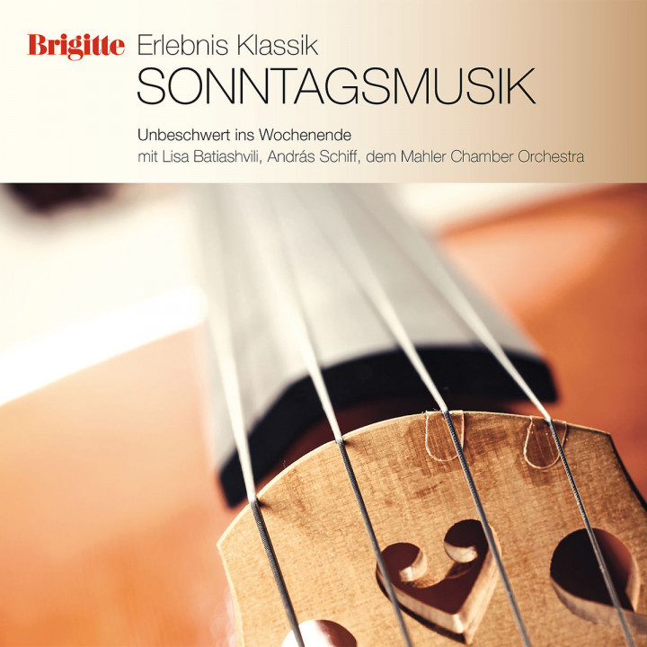 Brigitte Edition Vol. 5 Sonntagsmusik