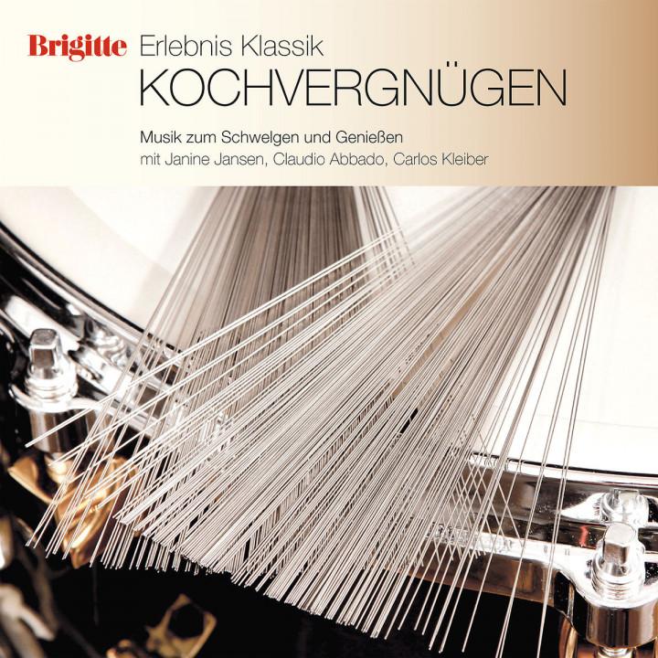 Brigitte Edition Vol. 8 Kochvergnügen