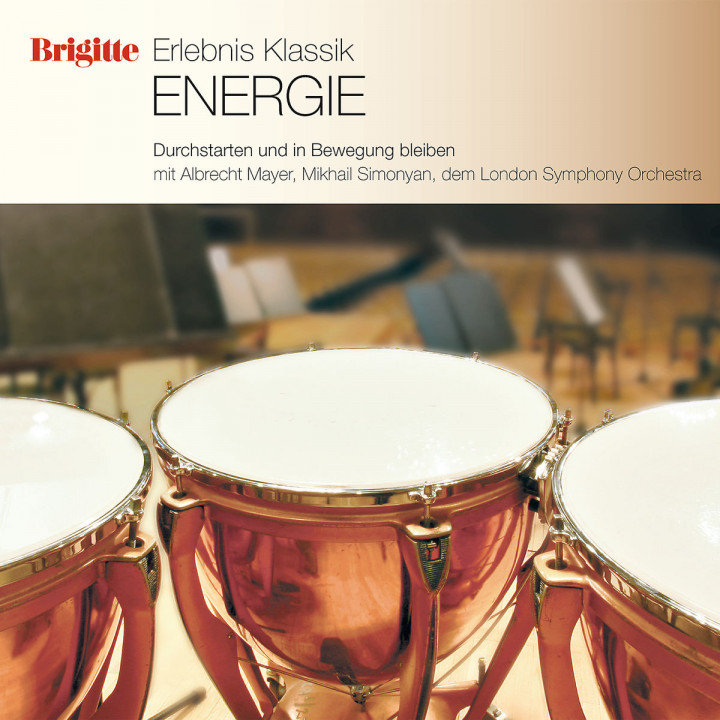 Brigitte Edition Vol. 10 Energie