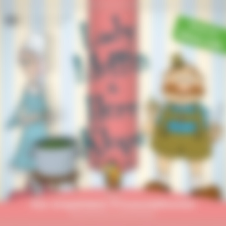 03: Das eingebildete Prinzessböhnchen: Lady Muffin & Herr Klops