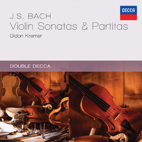 Gidon Kremer, Bach, J.S.: Violin Sonatas & Partitas, 00028947846093
