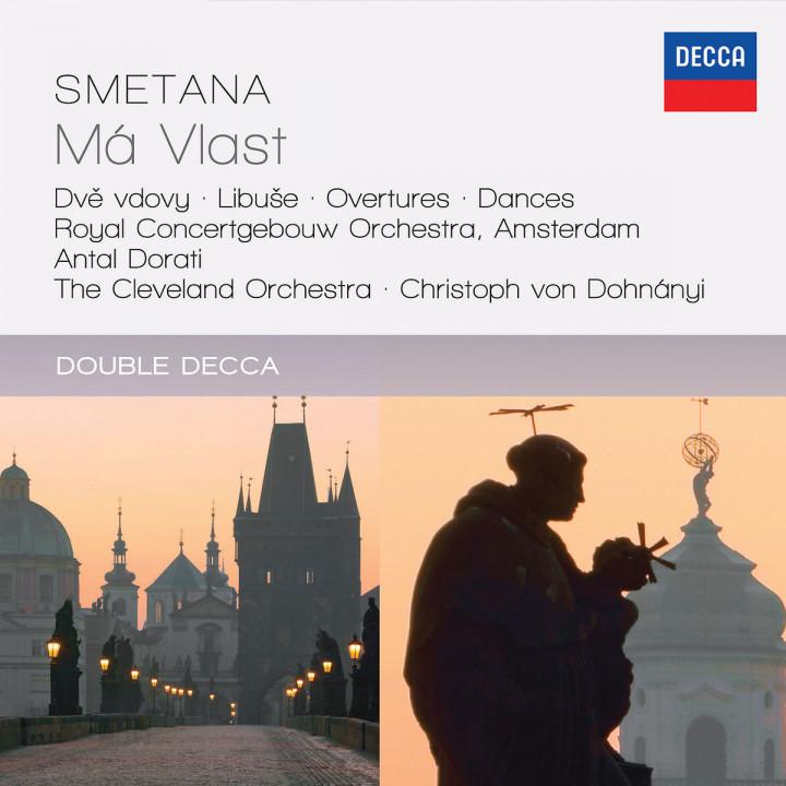 Smetana: Má Vlast; Overtures; Dances