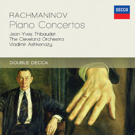 Jean-Yves Thibaudet, Rachmaninov: Piano Concertos, 00028947845973
