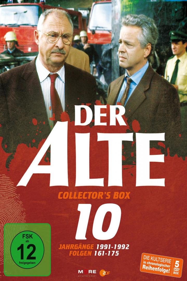 Der Alte Collector's Box Vol. 10 (15 Folgen/5 DVD): Der Alte