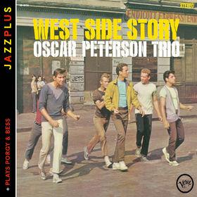 Jazzplus, West Side Story (+ Plays Porgy & Bess), 00600753401552