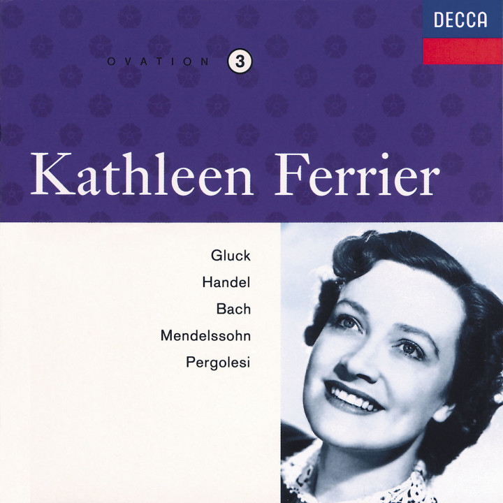 BACH:VARIOUS ARIAS            : FERRIER