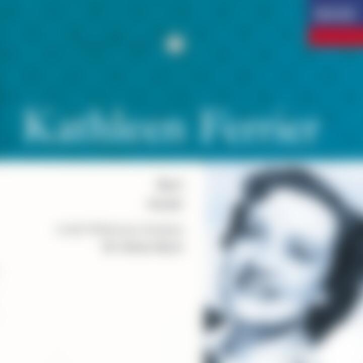 BACH:RECITAL                  : FERRIER/LPO/BOULT