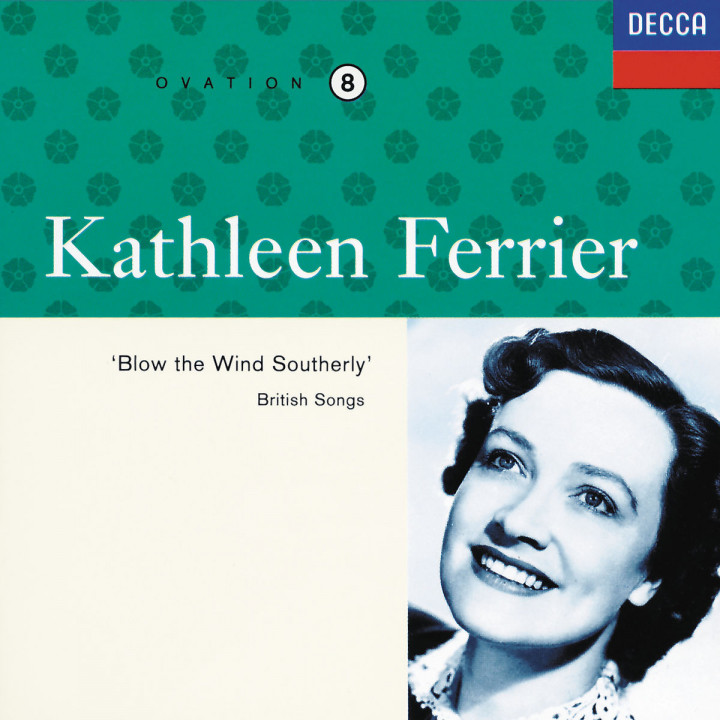 VARI:BLOW THE WIND SOUTHERLY  : FERRIER