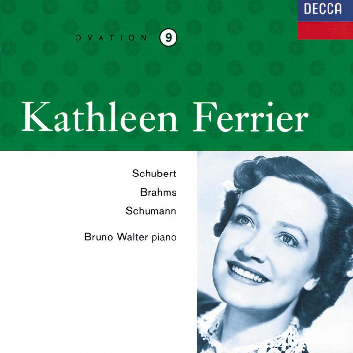 SCHU:LIEDER                   : FERRIER/WALTER