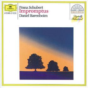 Franz Schubert, Schubert: Impromptus D935 & D899, 00028941584922