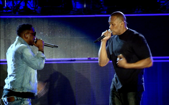 The Recipe feat. Dr. Dre - Live At Coachella 2012