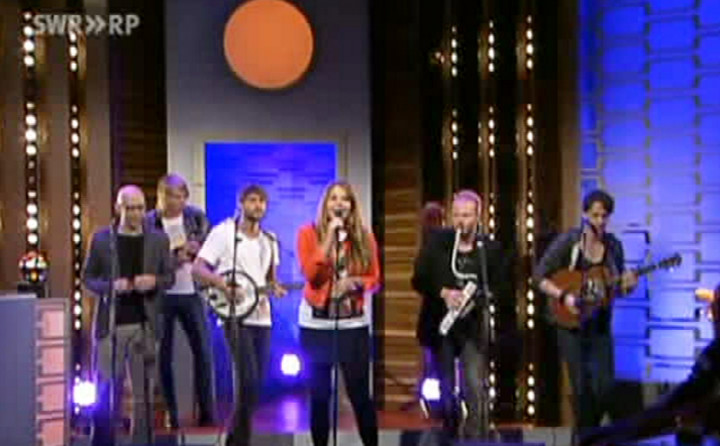 """Little Sister (live)"" bei SWR-Latenight"