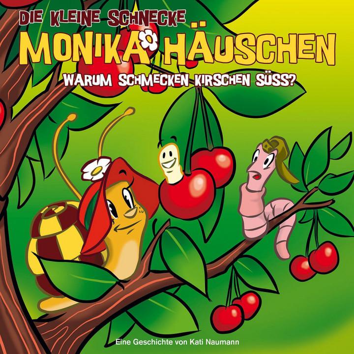 29: Warum schmecken Kirschen süß?: Die kleine Schnecke Monika Häuschen