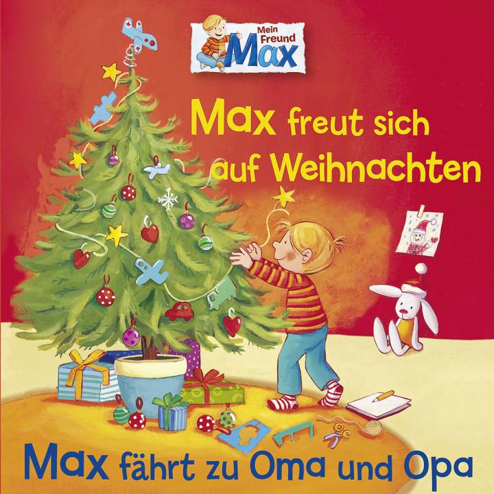 06: Max freut sich auf Weihnachten/zu Oma und Opa: Max