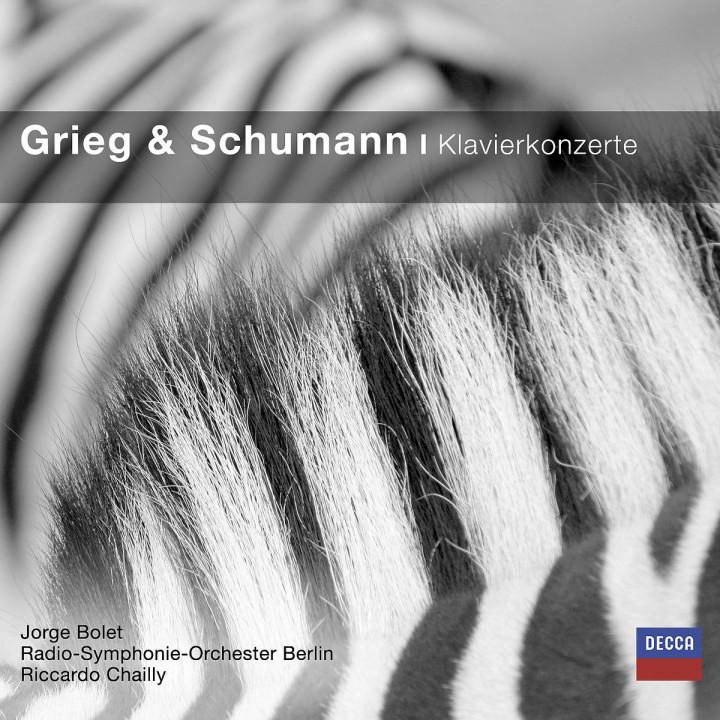 Grieg, Schumann: Klavierkonzerte (CC)