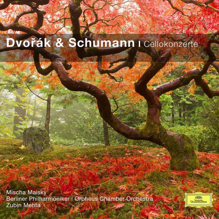 Dvorák, Schumann: Cellokonzerte (CC)