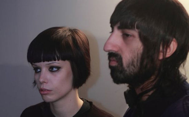 Crystal Castles, Schaut ins Crystal Castles Musikvideo zu Sad Eyes