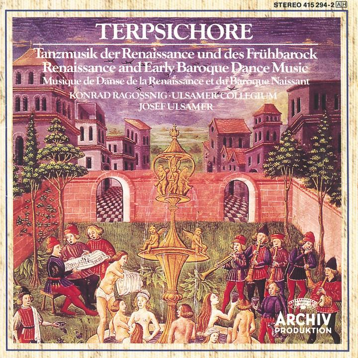 Tanzmusik der Renaissance und des Frühbarock