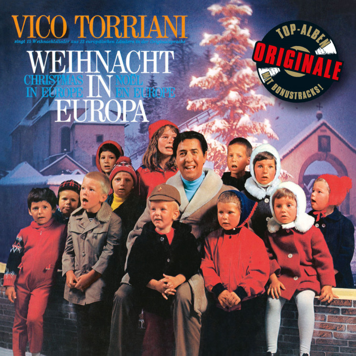 Weihnacht in Europa: Torriani, Vico