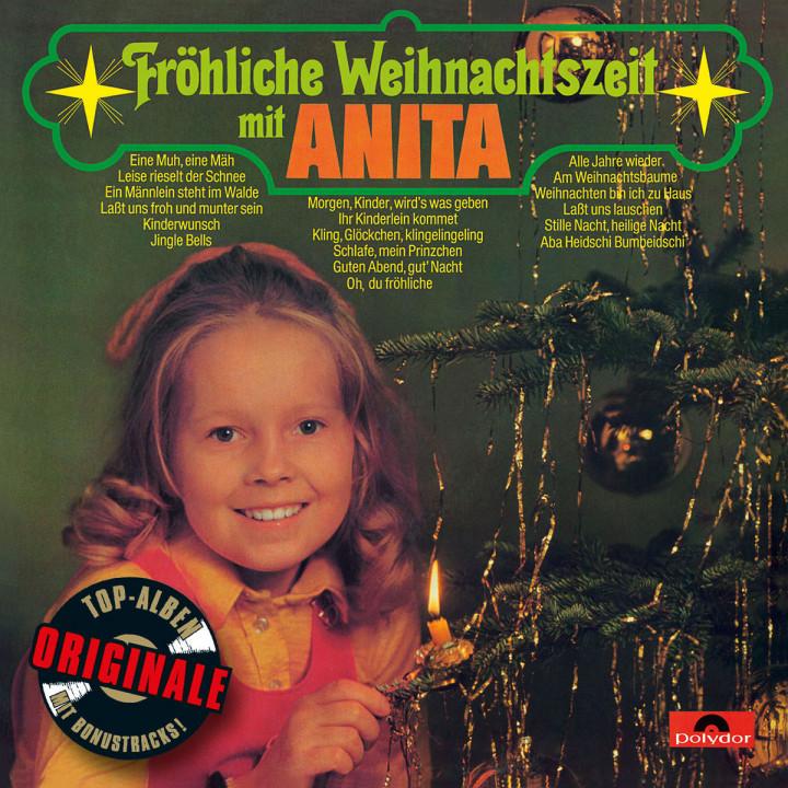 Fröhliche Weihnachtszeit mit Anita: Hegerland, Anita