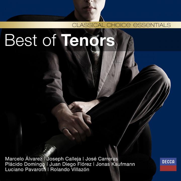 Best of Tenors: Domingo/Kaufmann/Florez/Pavarotti/WP/ASMF/Abbado/S