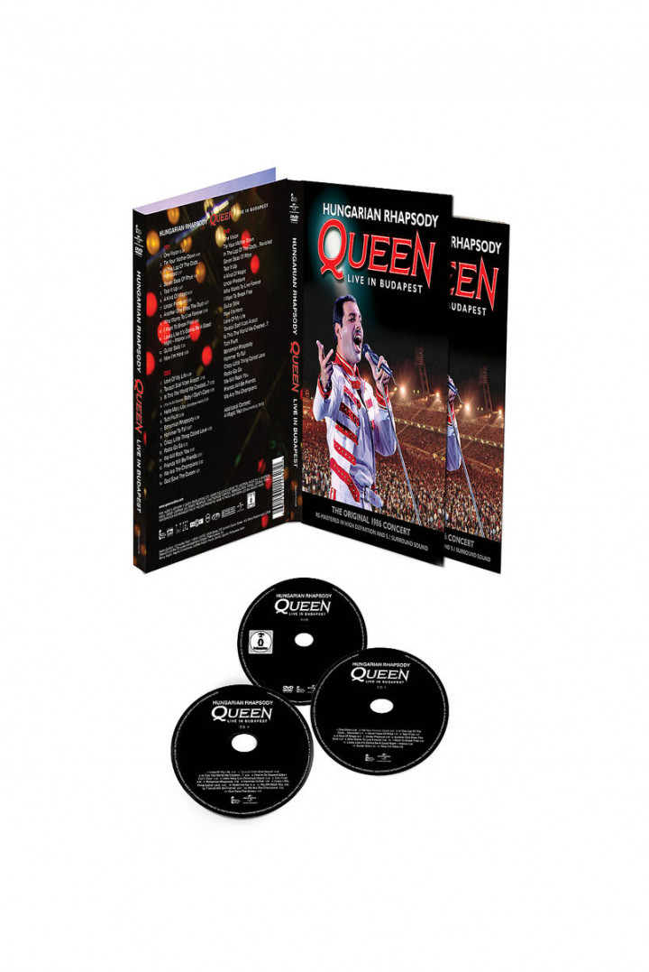 Hungarian Rhapsody - Blu-ray Disc
