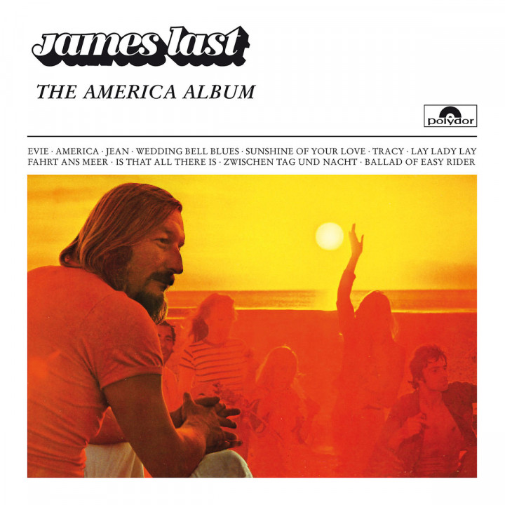 The America Album: Last,James