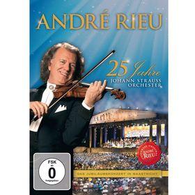 André Rieu, 25 Jahre Johann Strauss Orchester, 00602537180158