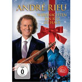 André Rieu, Weihnachten bin ich zu Haus, 00602537123889