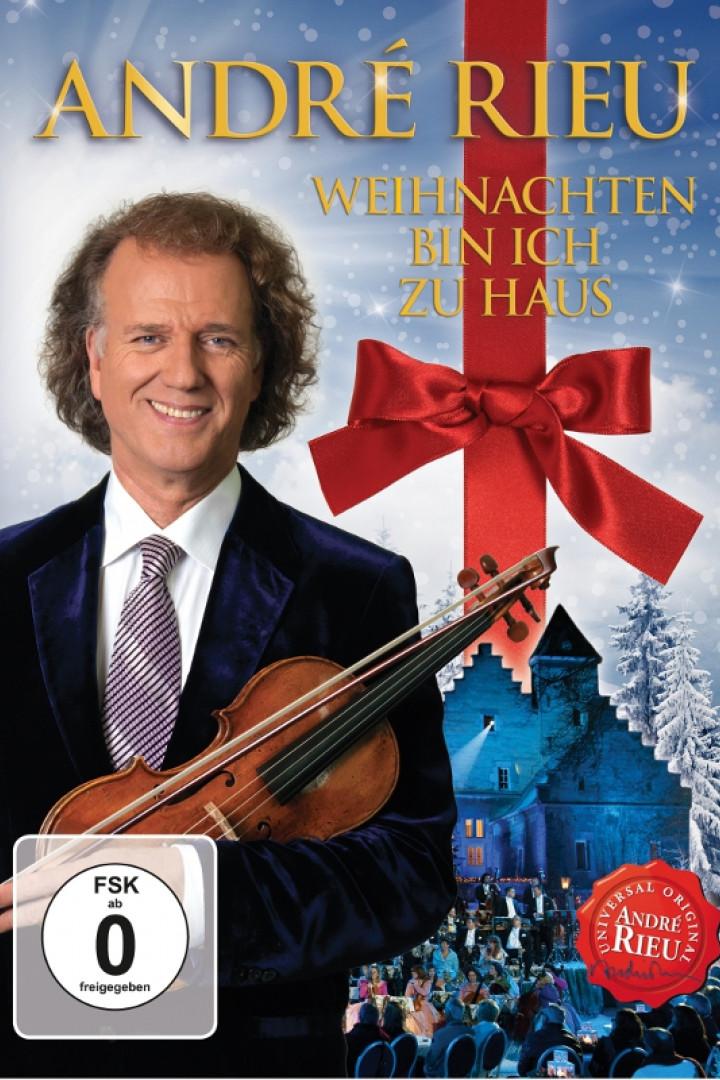 Andre rieu weihnachten bin ich zu haus dvd