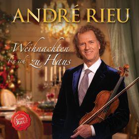 André Rieu, Weihnachten bin ich zu Haus, 00602537123858