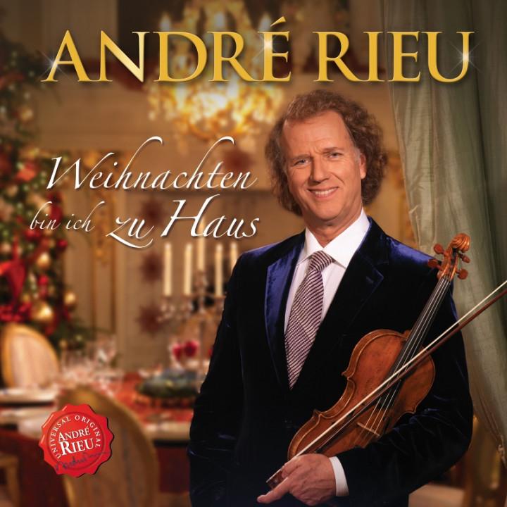 Andre rieu weihnachten bin ich zu haus cd