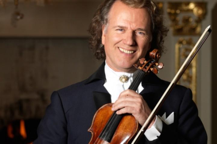 Andre rieu 25 Jahre Johann Strauss Orchester