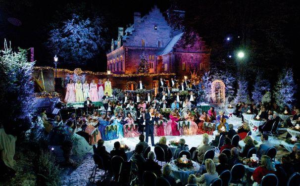 André Rieu, Weihnachten bin ich zu Haus: André Rieu präsentiert ab jetzt neue CD/DVD